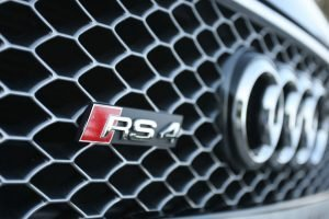 Audi RS4 Parrilla