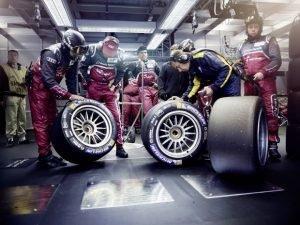 24h Le Mans - Michelín