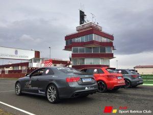Concentración Nacional AudiSport-Ibérica - Audi RS5/RS3