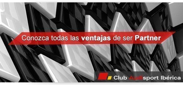 Programa Partners - Audi Sport Ibérica
