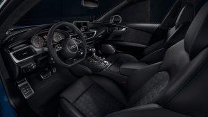 Audi RS7 Performance interior habitáculo