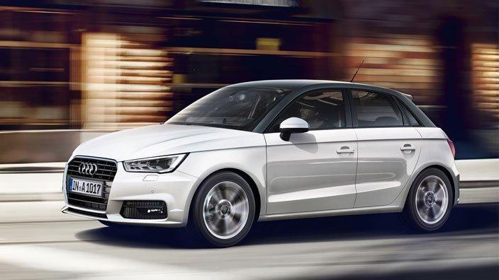Audi A1 Sportback Adrenalin 2