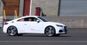 AudiSpor-Ibérica driving Experience Audi TT