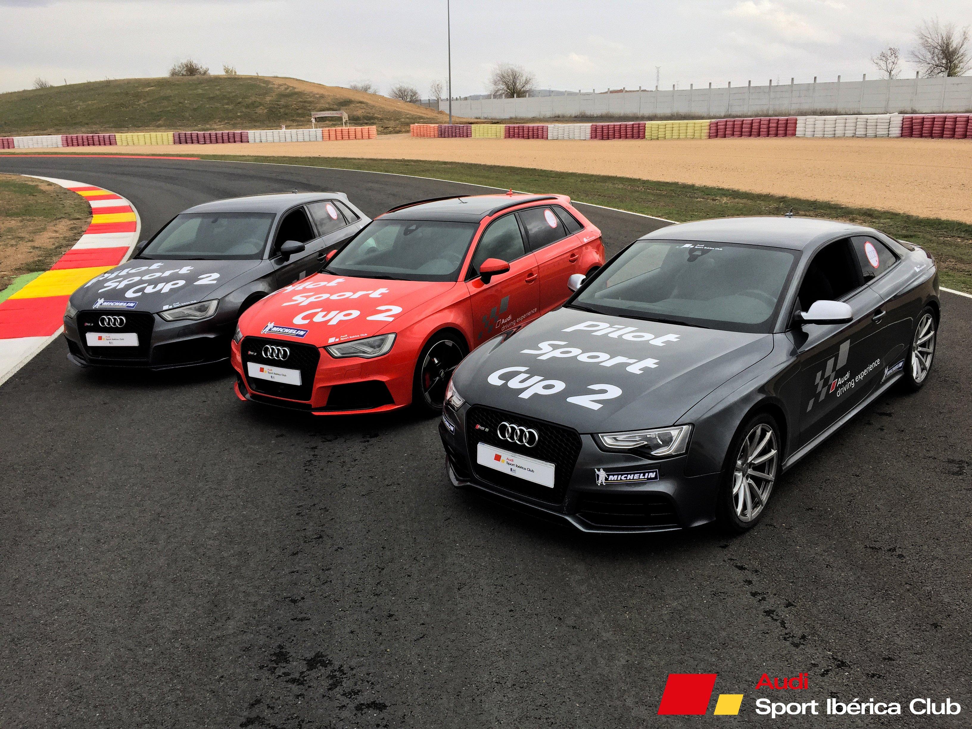 Concentración Nacional 2017 Audi RS5 Audi RS3 Quedada Audi