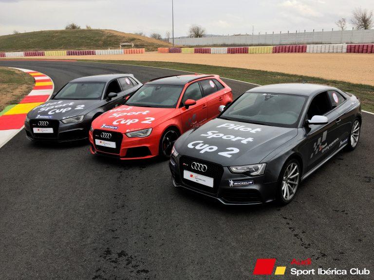 Trackday Audi Sport Iberica Club tandas Circuito Albacete 2018