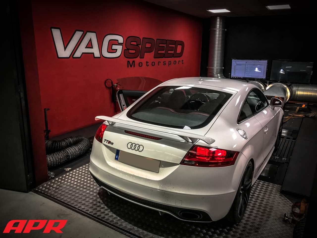 VagSpeed Audi Sport Iberica Trackday Albacete